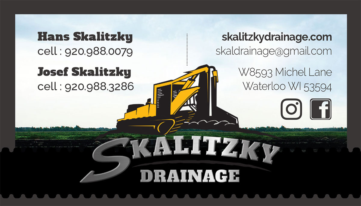 Skalitzky Business Card