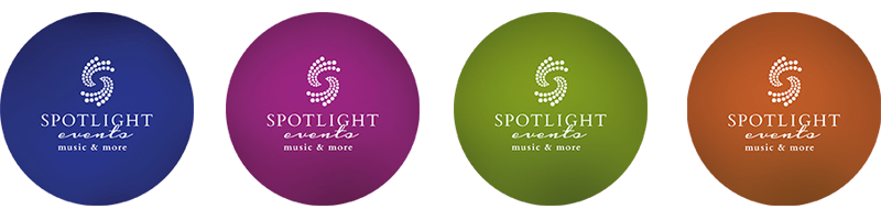 Spotlight Events business card